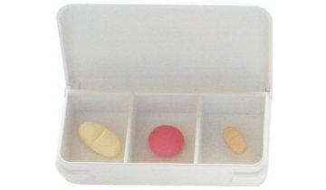 Krabička na léky malá na jeden den