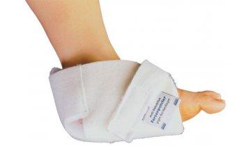 Antidekubitní podložky pro patu, 100% Polyester/Trevira, 1 pár v balení