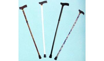 Skládací podpůrná hůl, vyšší 85 - 95 cm, atraktivní barvy