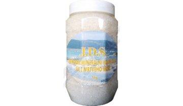 J.D.S. Přírodní minerální koupelová sůl z Mrtvého moře, 1kg