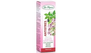 Dr. Popov - Antistres, originální bylinné kapky, 50 ml