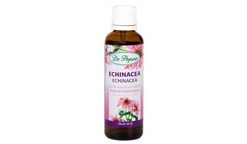 Dr. Popov - Echinacea (Třapatka), originální bylinné kapky, 50 ml - DOPRODEJ