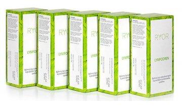 Dr. Popov - Bylinný čaj Lymfodren 30 g (balení 5 ks)