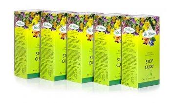 Dr. Popov - Bylinný čaj Stop cukr 30 g (balení 5 ks)