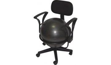 Balónová židle s míčem pro dospělé -BC0210