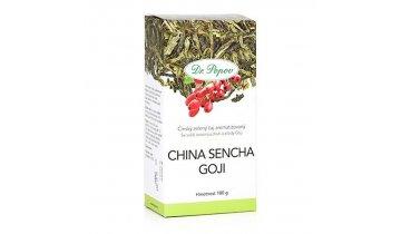 Čaj China Sencha GOJI, 100 g