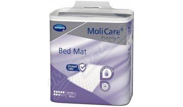 MoliCare BedMat - inkontinenční podložky, 8 kapek, 60 x 90 cm, 30 ks