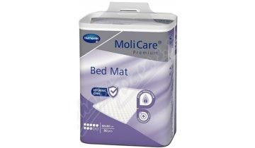 MoliCare BedMat - inkontinenční podložky, 8 kapek, 60 x 60 cm, 30 ks