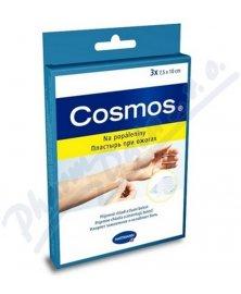 Cosmos - hydroaktivní náplast na popáleniny, 7,5x10 cm, 3 ks