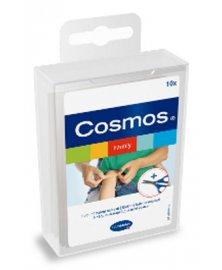 Cosmos - rodinné balení náplastí s nůžkami, 4 druhy