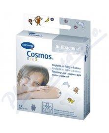 Cosmos - dětská náplast na kolena a lokty, 4 ks