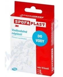 SpofaPlast - voděodolná náplast, 10 ks