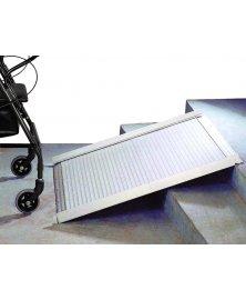Rolovací rampa pro vozíčkáře, délka 90 nebo 150 cm