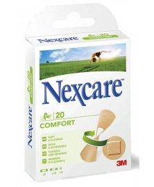 3M Nexcare Comfort - extrapohodlné, 20 ks
