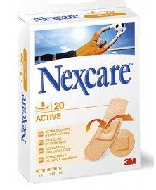 3M Nexcare Active - náplast na sport, 10 ks