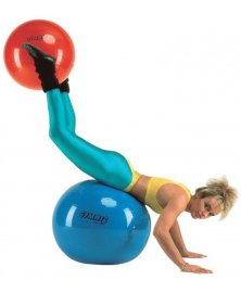 Gymnastické míče, výběr velikostí