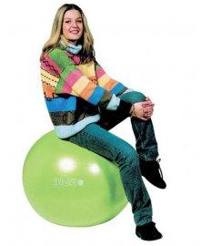 """Gymnastické míče """"Plus"""" bezpečnostní, zelený, výběr velikostí"""