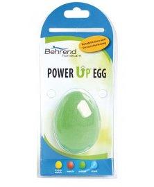 """Gelový míček """"vejce"""" na procvičování rehabilitačních cviků, mix barev"""