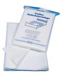Ochranná podložka na lůžko, Froté/PVC, různé rozměry