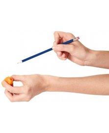 Gumový nástavec na tužku nebo pero, 3 ks