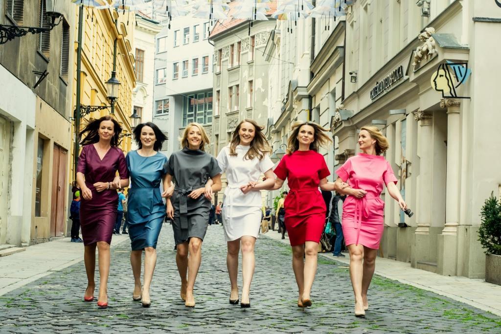 Skutočné šaty pre skutočné ženy