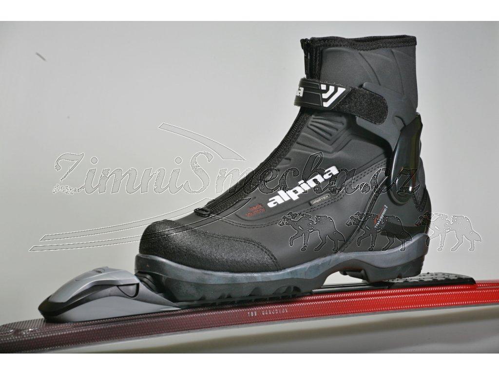 dámské Backcountry boty na běžky Alpina TRAVERSE EVE NNN BC