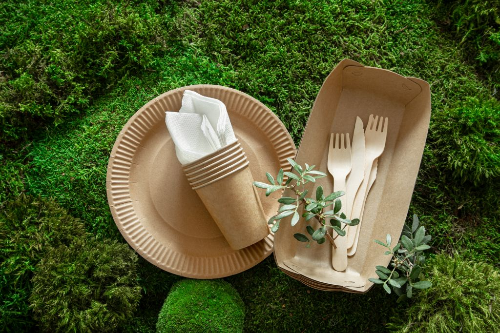environmentally-friendly-disposable-recyclable-tableware