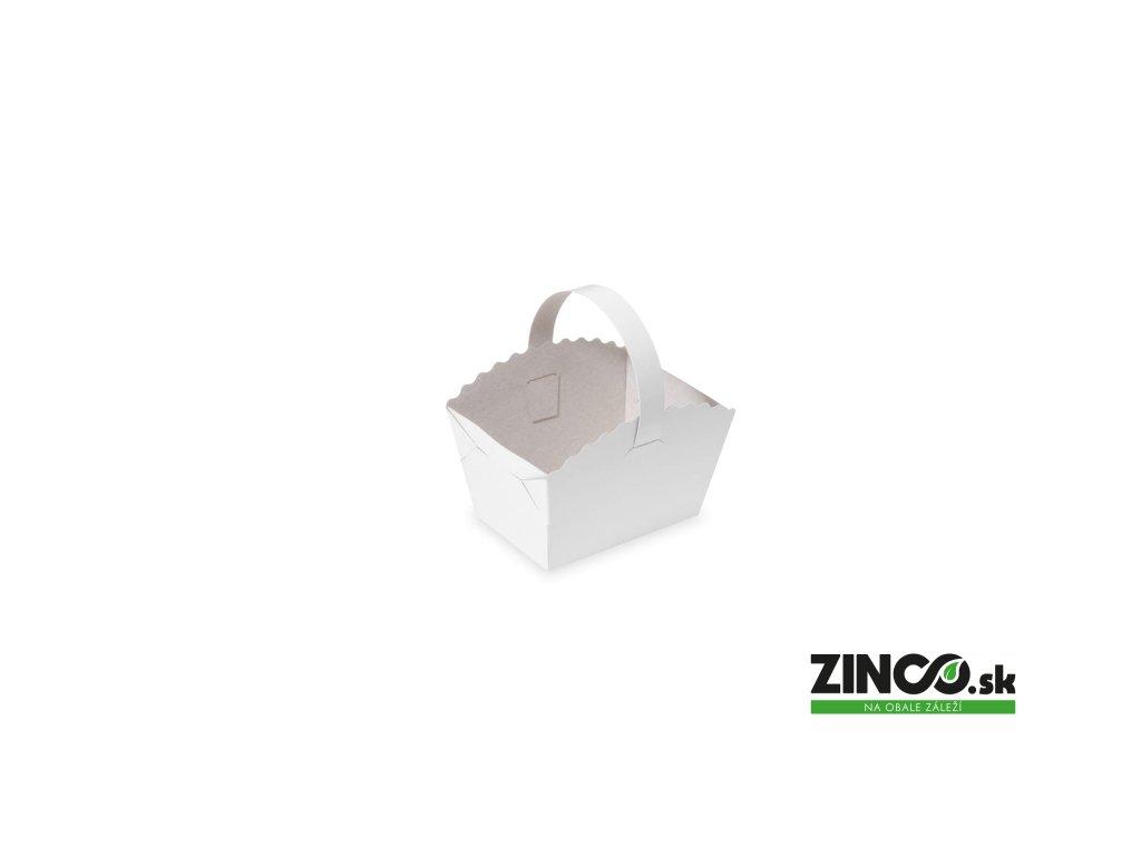 71705 – Košíček na zákusky, 10x8x6cm (50 ks)