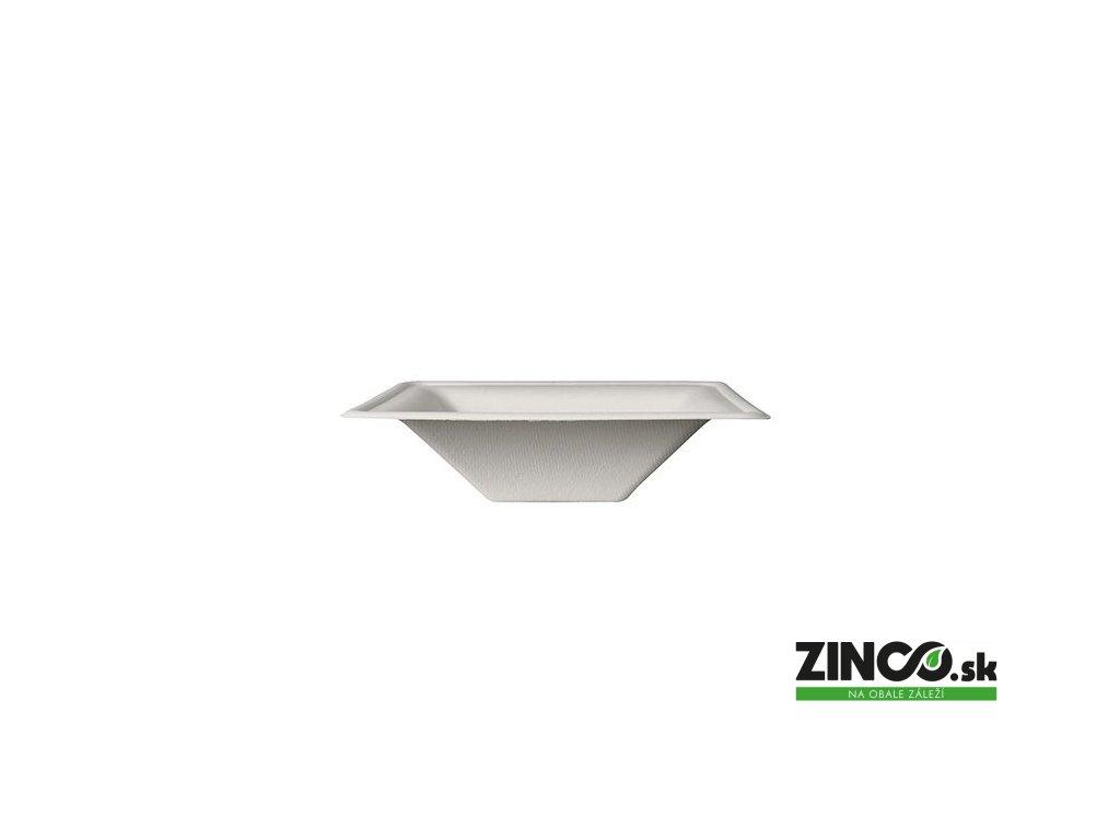 84600 – Hlboký tanier štvorcový, 350 ml