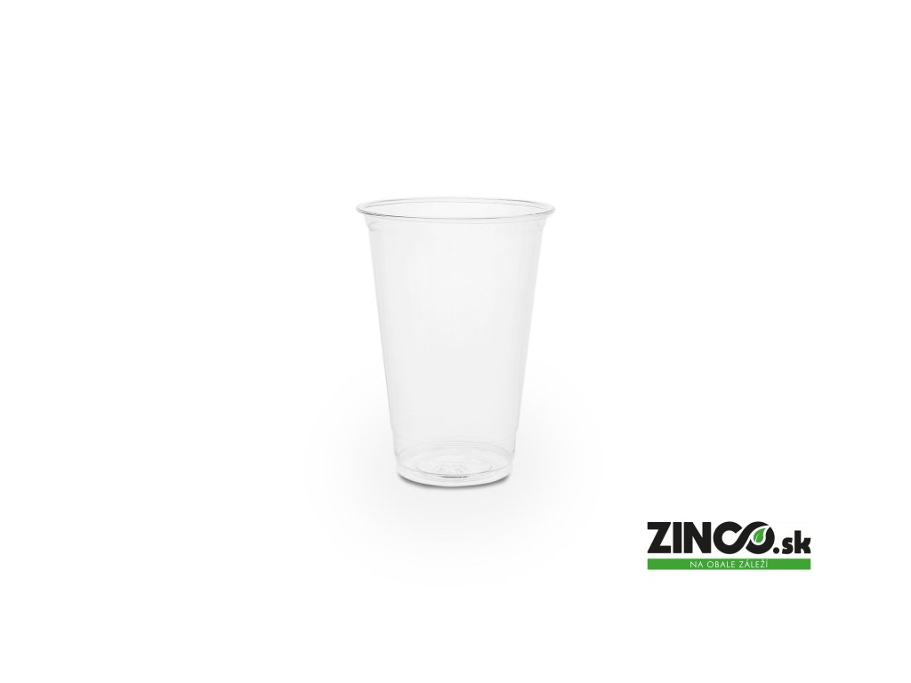 R280Y – Bio plastové poháre, 250 ml (50 ks)