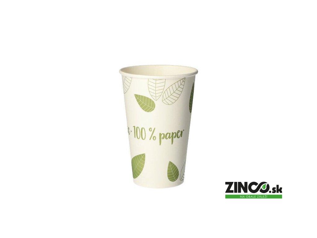 """88235 – Papierové poháre """"Eko kolekcia"""", 300 ml (50 ks)"""