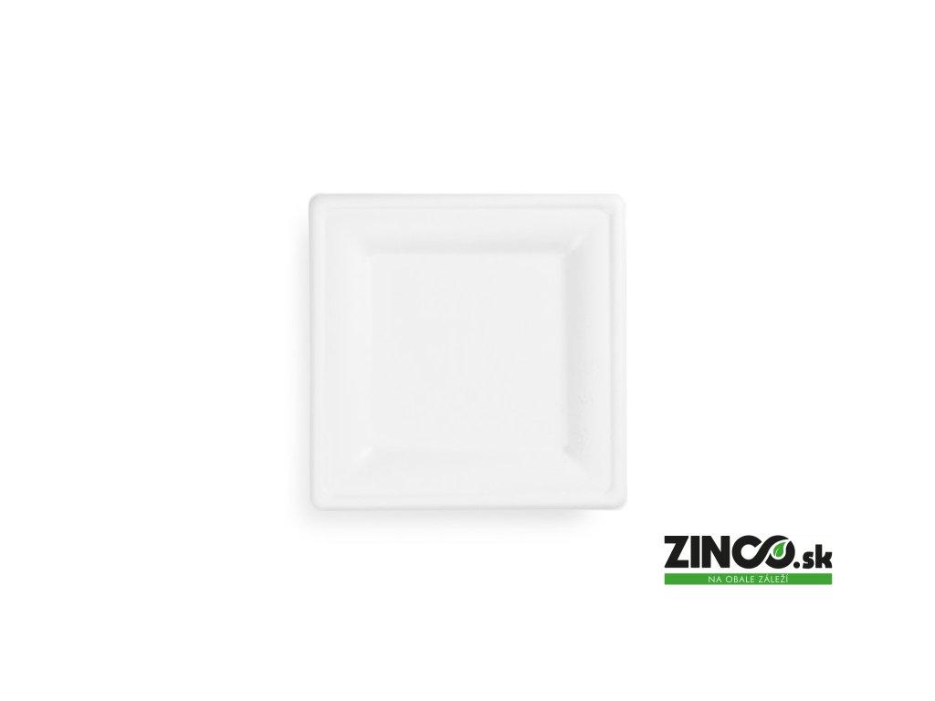 VPSQ-08 – Plytký tanier štvorcový, 20x20 cm