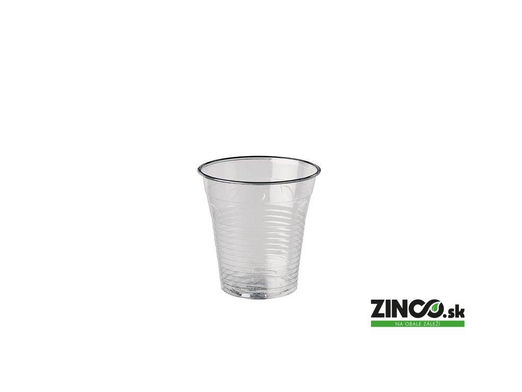 87499 – Bio plastové poháre, 150 ml (100 ks)