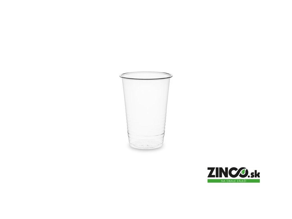 VWC-07 – Bio plastové poháre, 200 ml (100 ks)