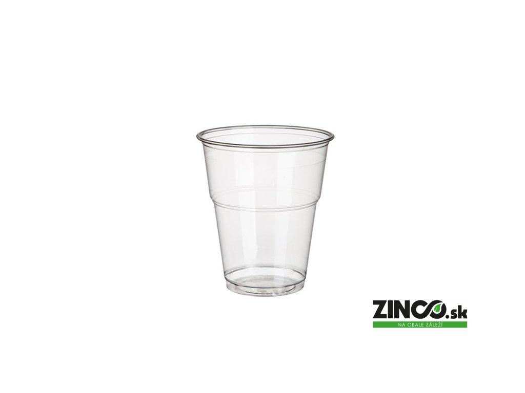 81188 – Bio plastové poháre, 300 ml (25 ks)