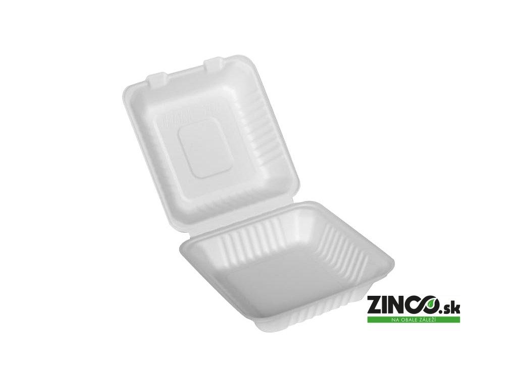 38193 – Gastro box, 1-dielny 20x20x7,5 cm