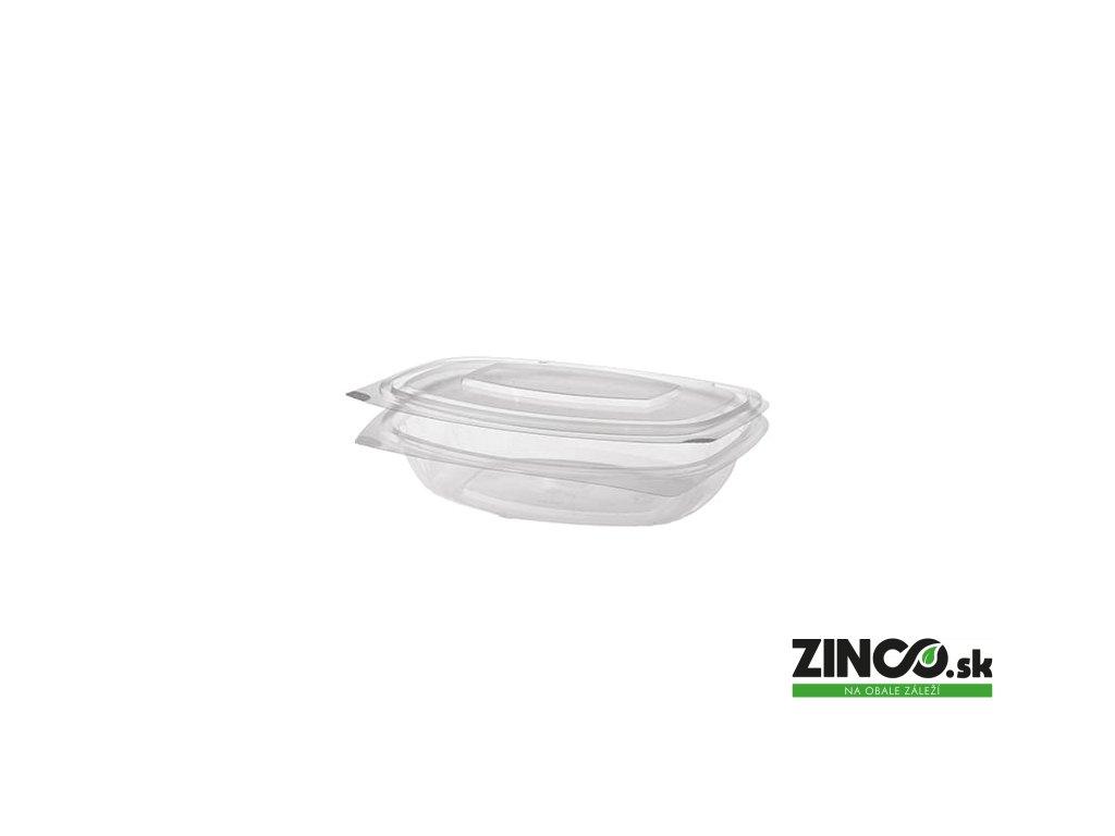 740871 – Gastro box S VEKOM, bioplastový, 250 ml (50 ks)