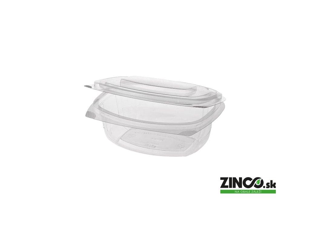 743871 – Gastro box S VEKOM bioplastový, 750 ml