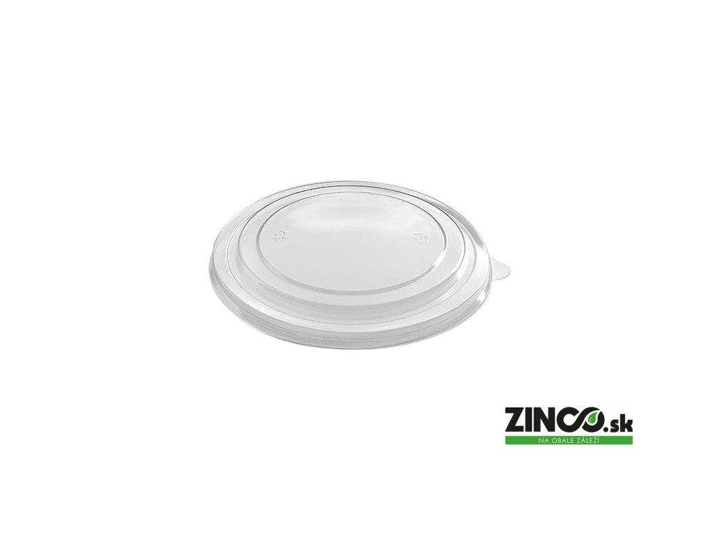 37675 – Veko na papierovú misku, ⌀ 149 mm, 500-1000 ml