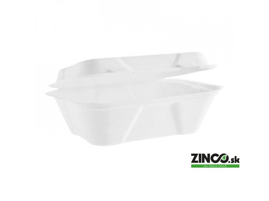 B001 – Gastro box, 1-dielny, 500 ml (50 ks)