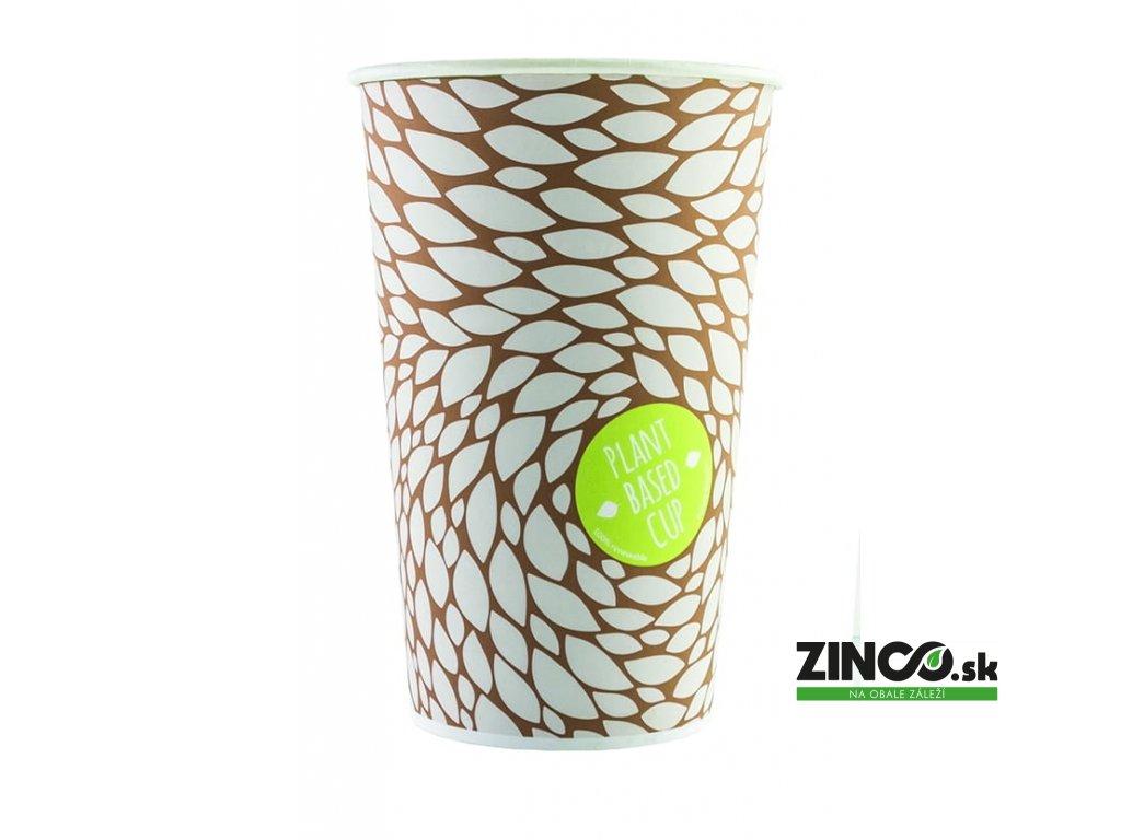 CGRVA4912 – Papierové poháre s potlačou, 300 ml (50 ks)