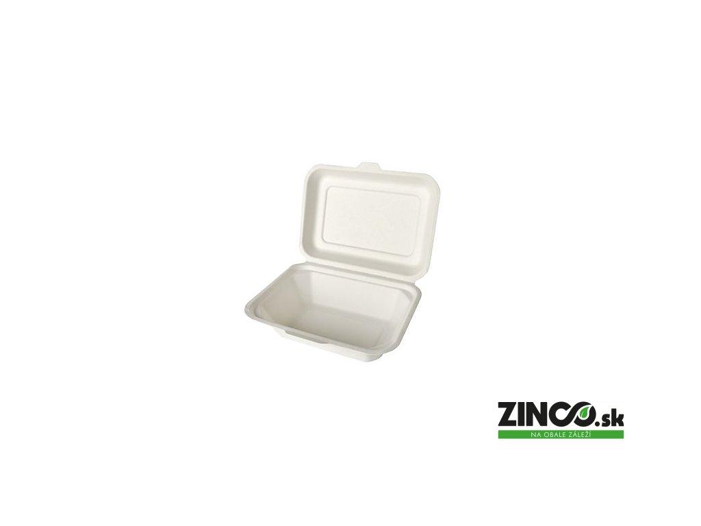87447 – Gastro box, 1-dielny, 1000 ml (25 ks)