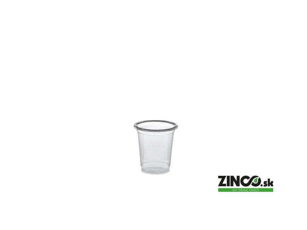 87820 – Bio plastové poháre na alkohol, 20 ml (40 ks)