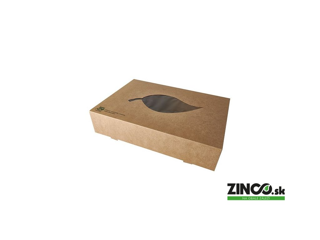 87953 – Prepravný gastro box 55,7x37,6x8 cm