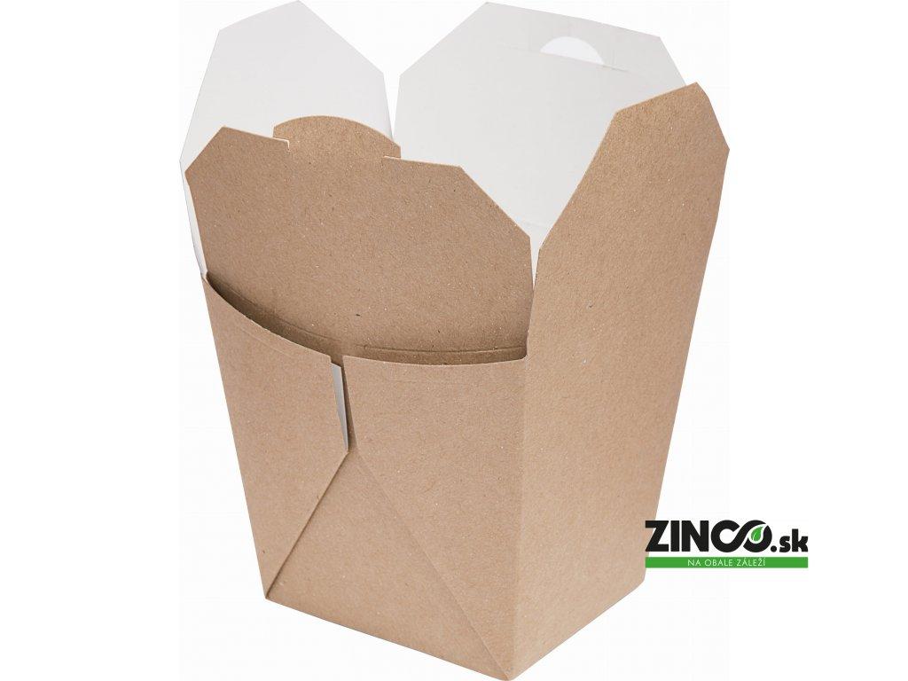 7500700 – Gastro box s uškami, 700 ml (50 ks)