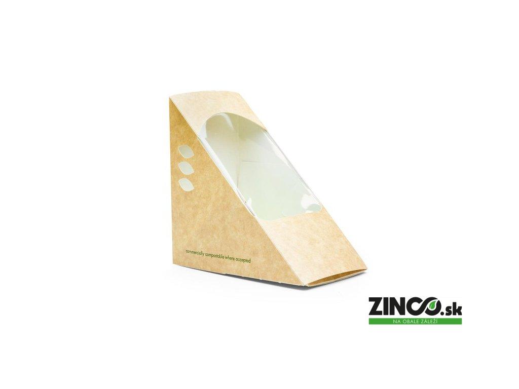 VWST75 – Sendvičový box papierový, 75 mm