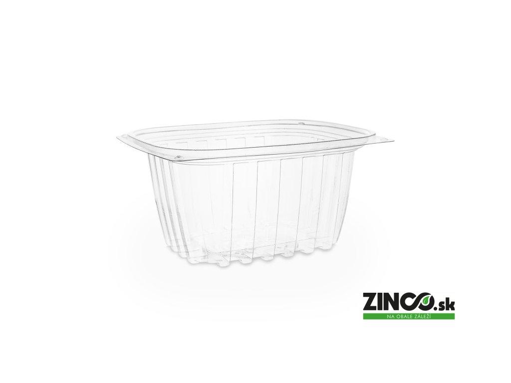 VKD 16 – Gastro box bioplastový MEDIUM