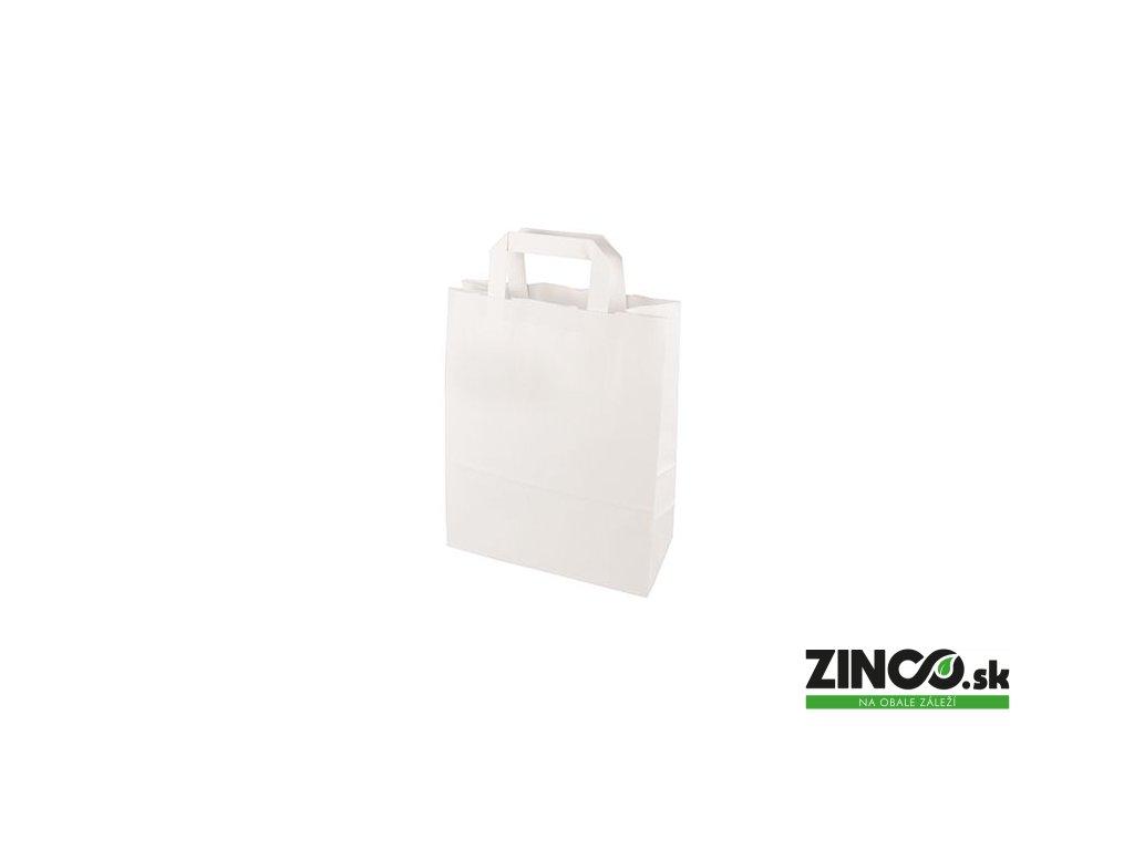 86454 – Papierové tašky, 28x22x10 cm (50 ks)