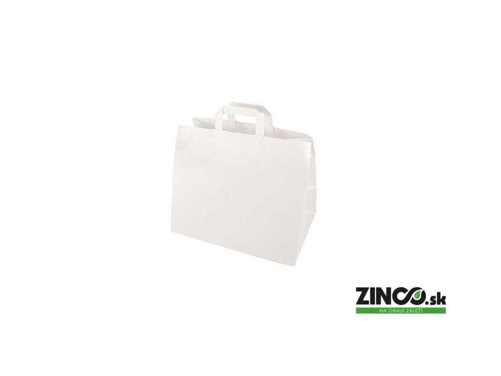 86450 – Papierové tašky, 32x17x27 cm (50 ks)