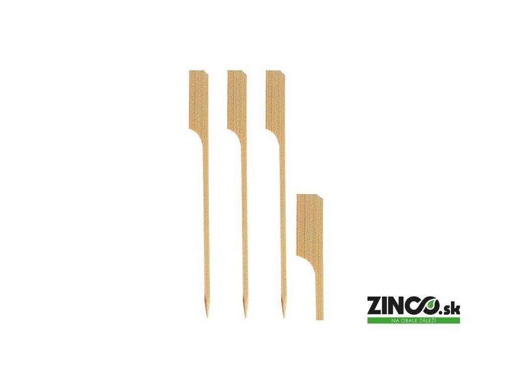 "11703 – Bambusové napichovadlo ""Golf"", 25 cm"
